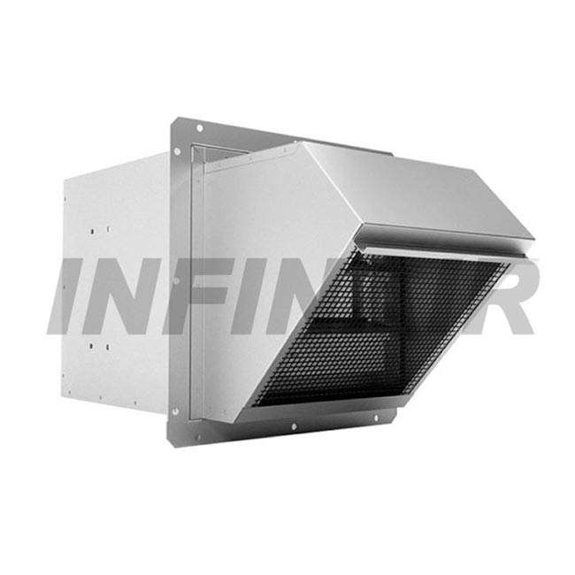sidewall exhaust fan