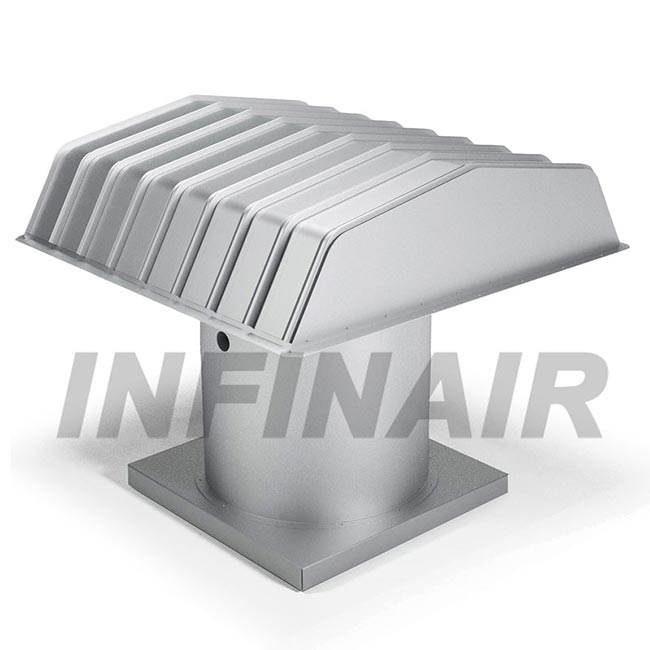 axial roof fan