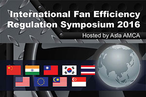 AMCA International Fan Efficiency Regulation Symposium 2016 - INFINAIR Sponsor